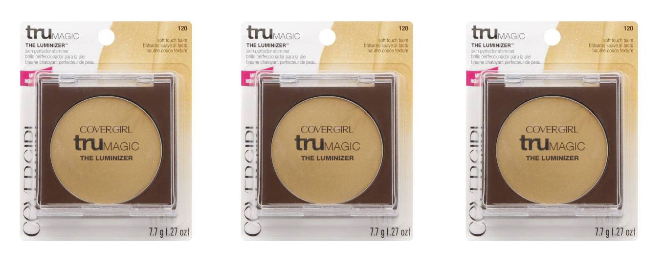 COVERGIRL truMAGIC Skin Perfector Shimmer Soft Touch Balm 120 The Luminizer
