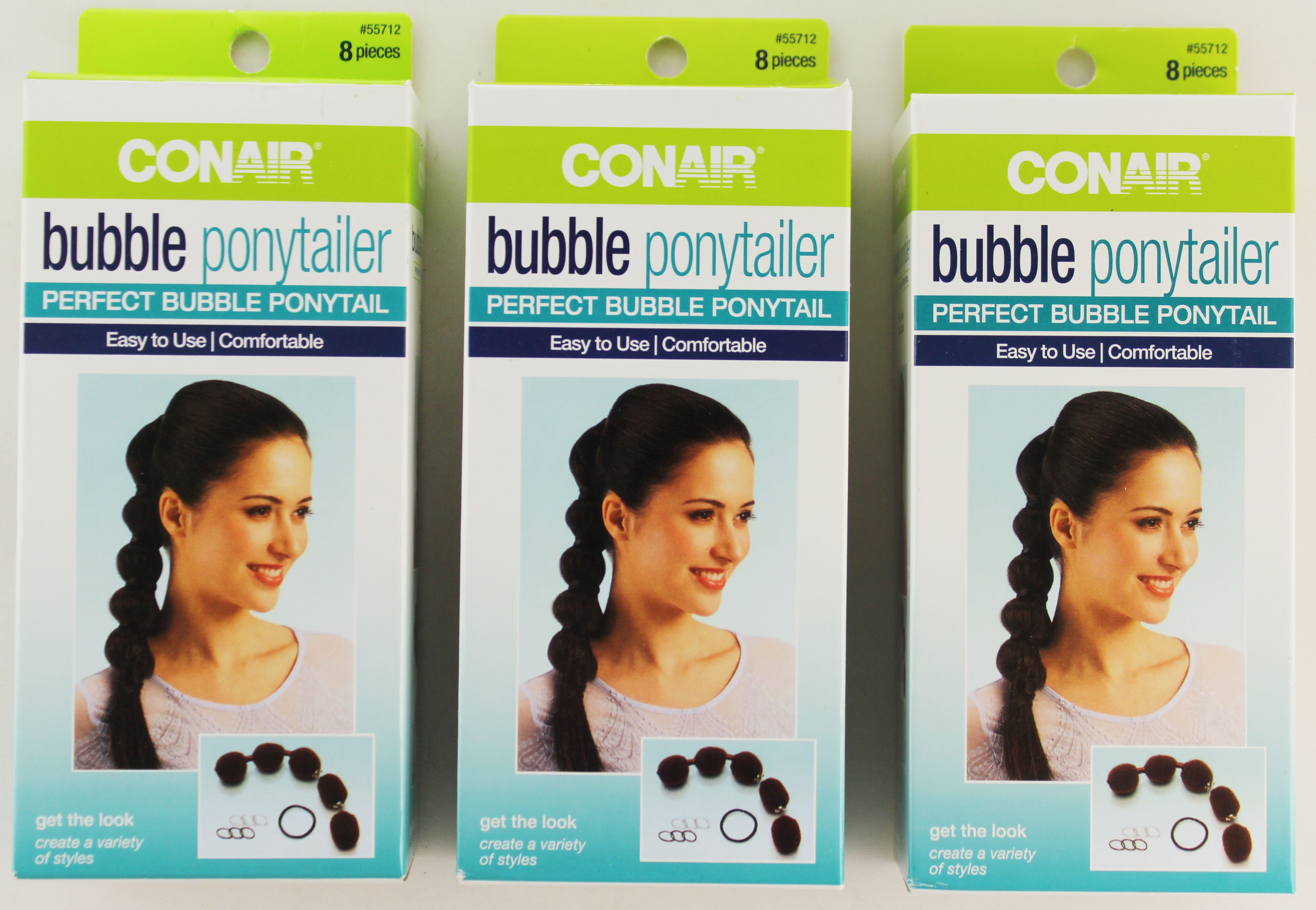 Conair Perfect Bubble Ponytailer - 1 Count