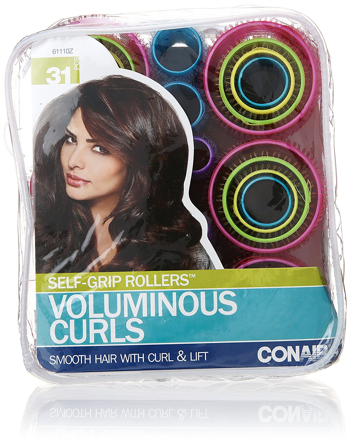 Conair Self-Grip 31-Piece Volume & Lift Rollers