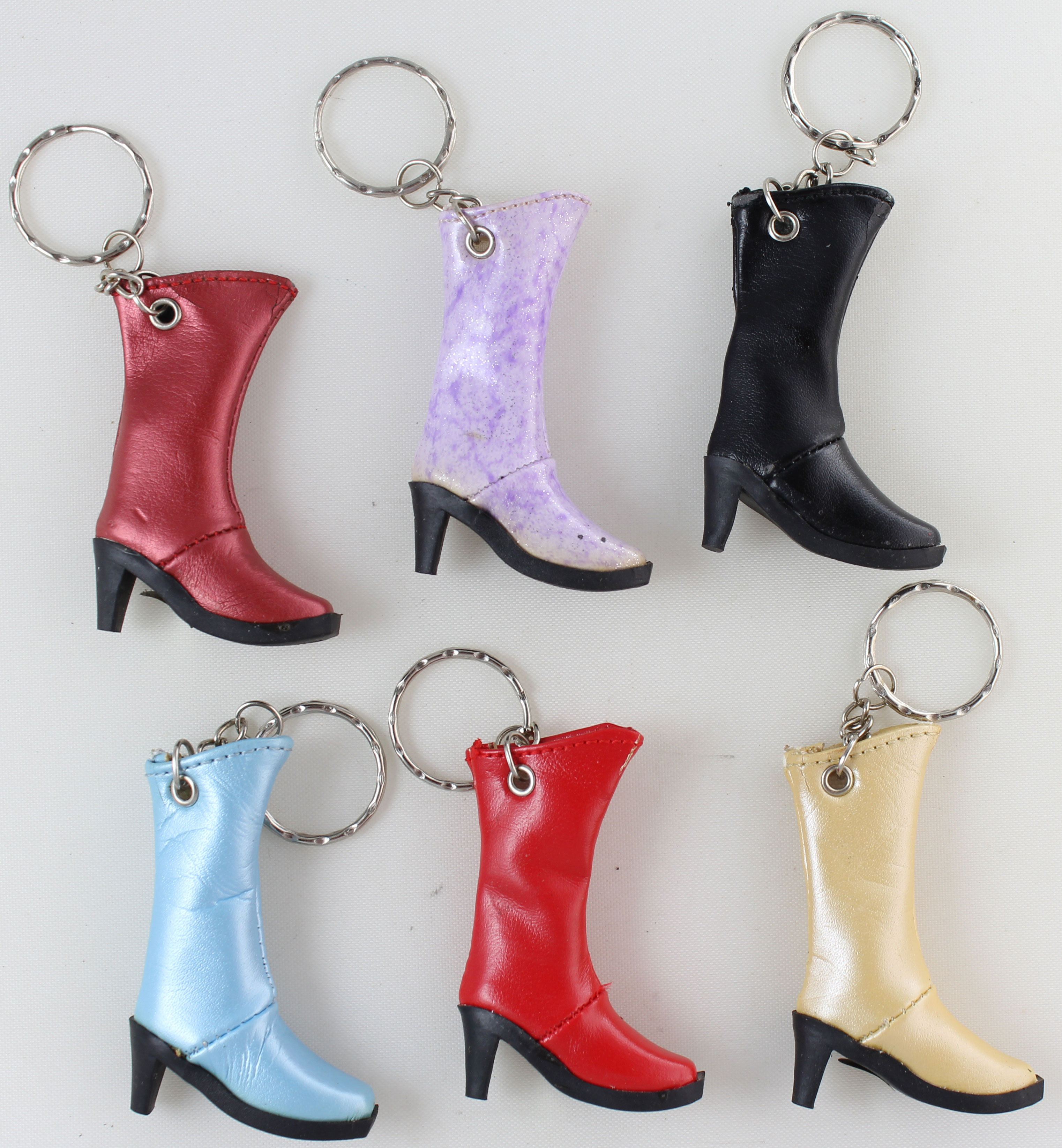 Boot Keychains - 1ct