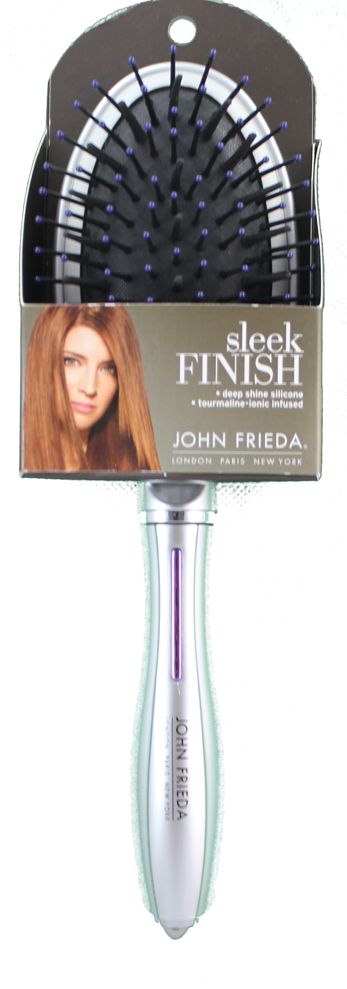 John Frieda Sleek Finish Cushion Brush