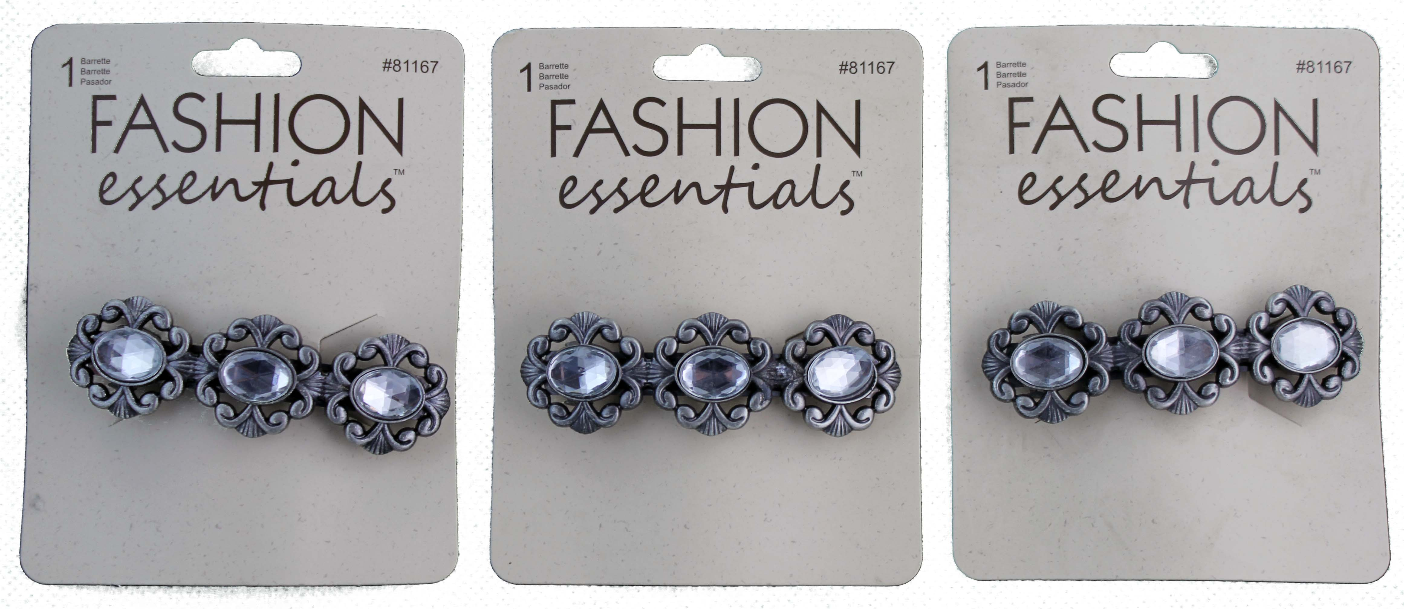 Fashion Essentials - 1 Barrette