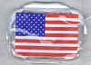 bag1-2 PVC bag with U.S.A. flag on front