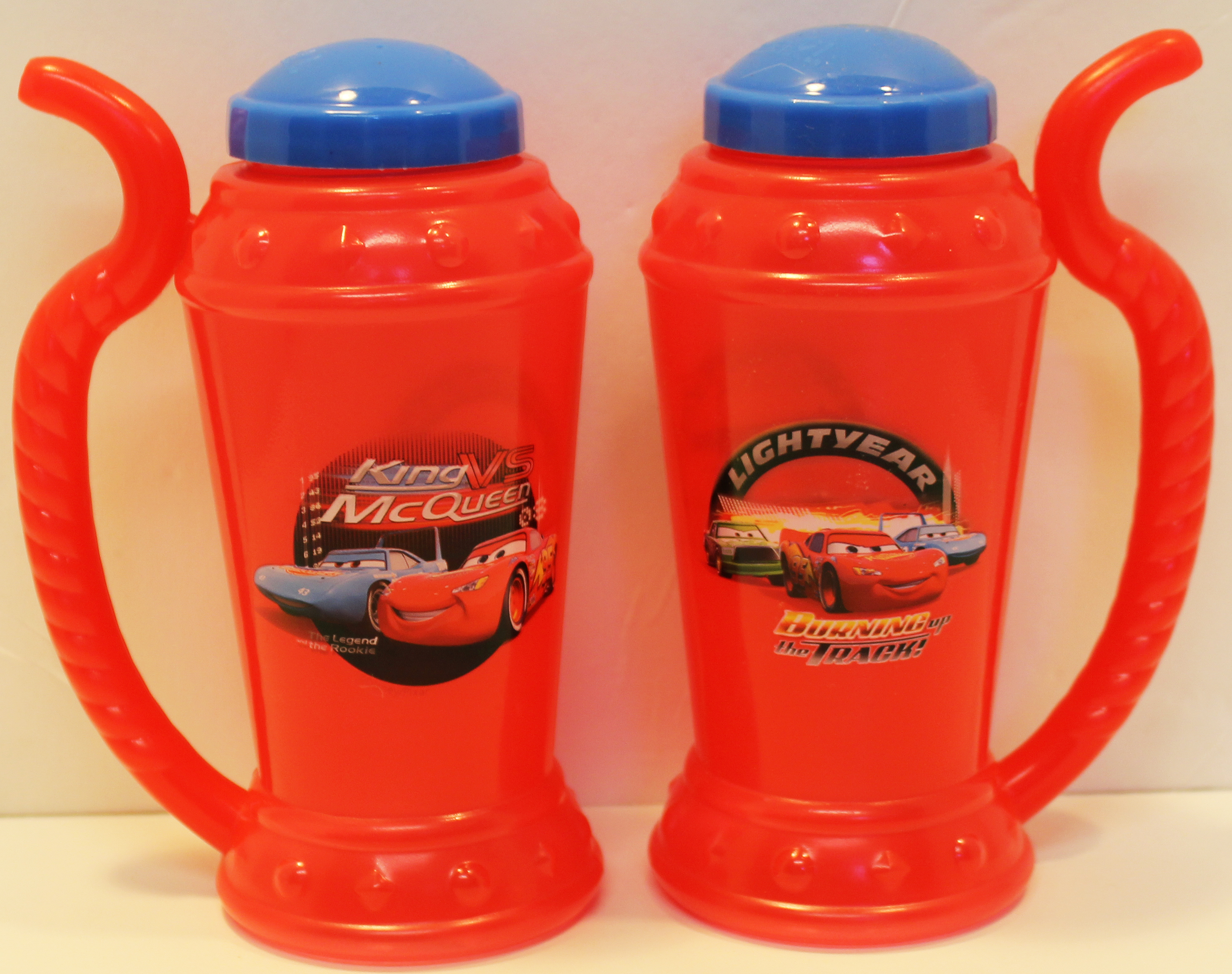12 count Cars 14.5 ounce Sipper Mugs